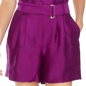 NWT Vince Camuto Paperbag Waist Short